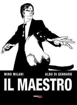 Copertina MAESTRO n. - IL MAESTRO, NONA ARTE