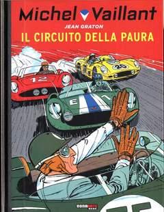 Copertina MICHEL VAILLANT n.3 - IL CIRCUITO DELLA PAURA, NONA ARTE