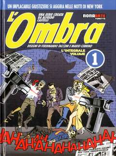 Copertina OMBRA Edizione Integrale n.1 - L'OMBRA, NONA ARTE