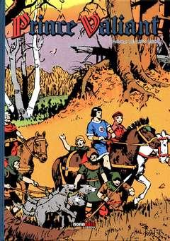 Copertina PRINCE VALIANT n.16 - 1967-1968, NONA ARTE