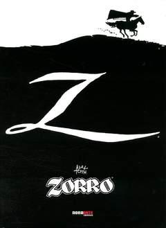 Copertina ZORRO L'INTEGRALE DI ALEX TOTH n. - ZORRO L'INTEGRALE DI ALEX TOTH, NONA ARTE