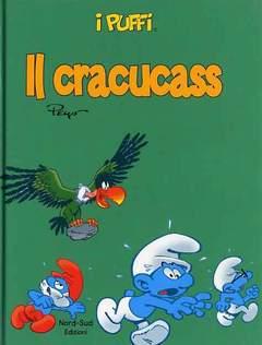 Copertina PUFFI n.8 - IL CRACUCASS, NORD SUD EDIZIONI