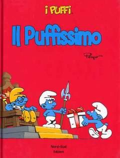 Copertina PUFFI n.6 - IL PUFFISSIMO, NORD SUD EDIZIONI