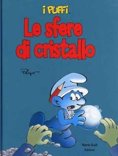 Copertina PUFFI n.4 - LE SFERE DI CRISTALLO, NORD SUD EDIZIONI