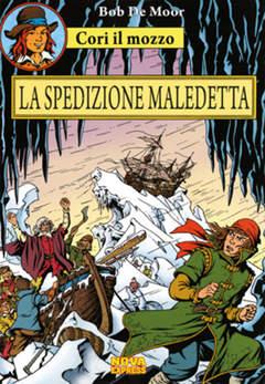 Copertina CORI IL MOZZO (m5) n.4 - LA SPEDIZIONE MALEDETTA, NOVA EXPRESS