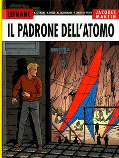 Copertina LEFRANC L'INTEGRALE (m7) n.6 - IL PADRONE DELL'ATOMO, NOVA EXPRESS