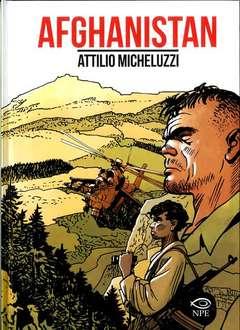 Copertina ATTILIO MICHELUZZI COLLECTION n.5 - AFGHANISTAN, NPE - NICOLA PESCE EDITORE