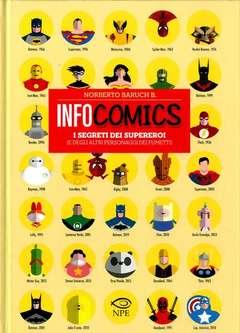 Copertina INFOCOMICS n. - INFOCOMICS, NPE - NICOLA PESCE EDITORE