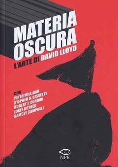 Copertina CLOUDS n.3 - MATERIA OSCURA - L'ARTE DI DAVID LLOYD, NPE - NICOLA PESCE EDITORE