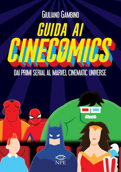 Copertina GUIDA AI CINECOMICS n. - GUIDA AI CINECOMICS, NPE - NICOLA PESCE EDITORE