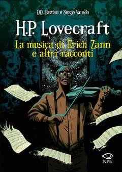 Copertina H.P. LOVECRAFT LA MUSICA DI... n. - H.P. LOVECRAFT - LA MUSICA DI ERICH ZANN E ALTRI RACCONTI, NPE - NICOLA PESCE EDITORE