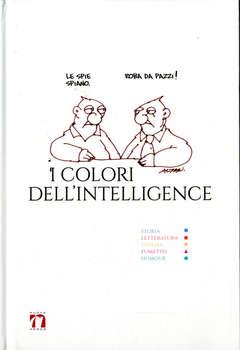 Copertina COLORI DELL'INTELLIGENCE n. - I COLORI DELL'INTELLIGENCE, NUOVA ARGOS