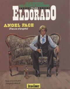 Copertina ELDORADO BLUEBERRY BROS n.17 - ANGEL FACE, NUOVA FRONTIERA