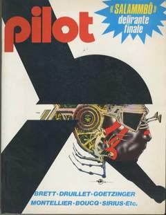 Copertina PILOT n.16 - PILOT                       16, NUOVA FRONTIERA