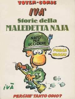 Copertina STORIE DELLA MALEDETTA NAIA n.1 - STORIE DELLA MALEDETTA NAIA, NUOVA FRONTIERA