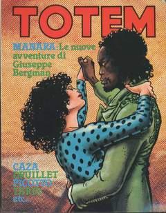 Copertina TOTEM n.10 - TOTEM                       10, NUOVA FRONTIERA