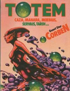 Copertina TOTEM n.11 - TOTEM                       11, NUOVA FRONTIERA