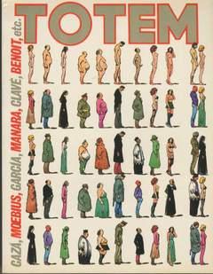 Copertina TOTEM n.13 - TOTEM                       13, NUOVA FRONTIERA