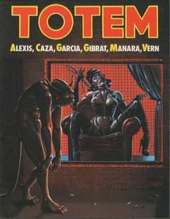 Copertina TOTEM n.15 - TOTEM                       15, NUOVA FRONTIERA