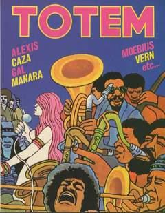 Copertina TOTEM n.16 - TOTEM                       16, NUOVA FRONTIERA