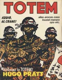 Copertina TOTEM n.24 - TOTEM                       24, NUOVA FRONTIERA