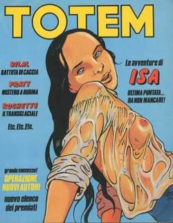 Copertina TOTEM n.29 - TOTEM                       29, NUOVA FRONTIERA