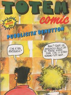 Copertina TOTEM COMIC n.128 - TOTEM COMIC                128, NUOVA FRONTIERA