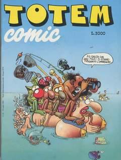 Copertina TOTEM COMIC n.25 - TOTEM COMIC                 25, NUOVA FRONTIERA