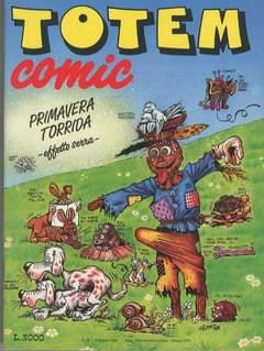 Copertina TOTEM COMIC n.45 - TOTEM COMIC                 45, NUOVA FRONTIERA