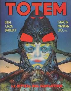 Copertina TOTEM n.1 - TOTEM                        1, NUOVA FRONTIERA