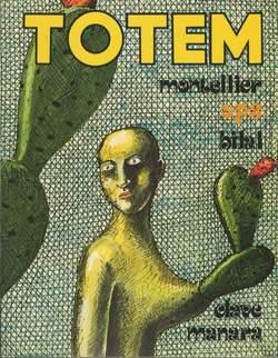 Copertina TOTEM n.3 - TOTEM                        3, NUOVA FRONTIERA