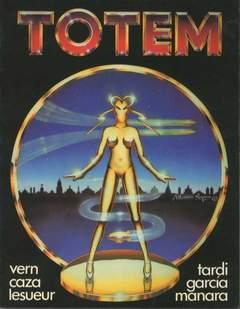 Copertina TOTEM n.5 - TOTEM                        5, NUOVA FRONTIERA