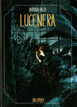 Copertina LUCENERA n. - LUCENERA, OBLOMOV EDIZIONI