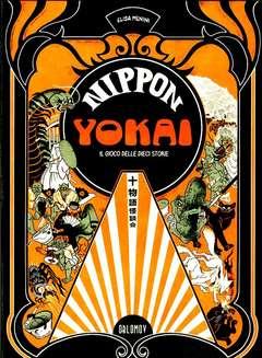 Copertina NIPPON YOKAI n. - NIPPON YOKAI, OBLOMOV EDIZIONI