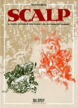 Copertina SCALP n. - SCALP, OBLOMOV EDIZIONI