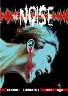 Copertina NOISE PREVIEW n. - THE NOISE PREVIEW, ORA PRO COMICS