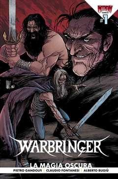 Copertina WARBRINGER n.1 - WARBRINGER, ORA PRO COMICS