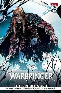 Copertina WARBRINGER n.2 - WARBRINGER, ORA PRO COMICS