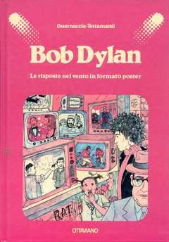 Copertina SPOT n.1 - BOB DYLAN, OTTAVIANO EDITORE