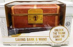 Copertina HARRY POTTER SAVING BANK n. - WIZARDING WORLD - HOGWARTS TRUNK SAVING BANK, PALADONE