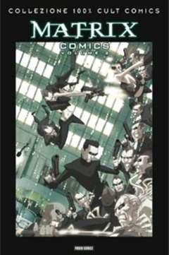 Copertina 100% CULT COMICS n.24 - MATRIX 2, PANINI COMICS