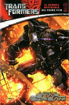 Copertina 100% CULT COMICS n.44 - REGNO DI STARSCREAM, PANINI COMICS