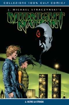 Copertina 100% CULT COMICS n.7 - MIDNIGHT NATION 2 (m2)-IL MONDO MATERIALE, PANINI COMICS