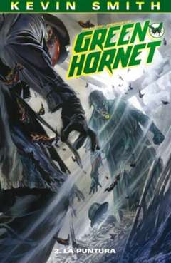 Copertina 100% PANINI COMICS n.19 - GREEN HORNET, PANINI COMICS