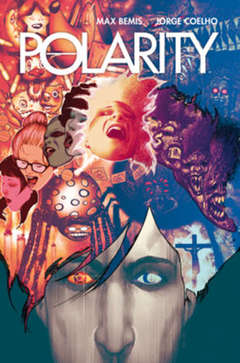 Copertina 100% PANINI COMICS n.271 - POLARITY, PANINI COMICS