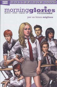 Copertina 100% PANINI COMICS n.73 - PER UN FUTURO MIGLIORE, PANINI COMICS