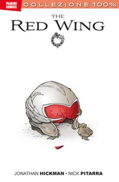 Copertina 100% PANINI COMICS n.80 - THE RED WING, PANINI COMICS