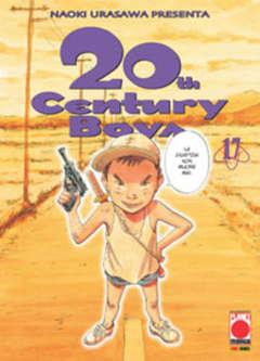 Copertina 20TH CENTURY BOYS RISTAMPA n.17 - 20TH CENTURY BOYS RISTAMPA , PANINI COMICS