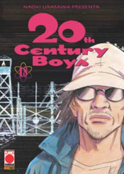 Copertina 20TH CENTURY BOYS RISTAMPA n.18 - 20TH CENTURY BOYS, PANINI COMICS