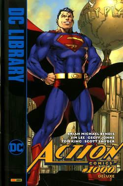 Copertina ACTION COMICS 1000 Deluxe n. - ACTION COMICS 1000 - Deluxe Edition, PANINI COMICS